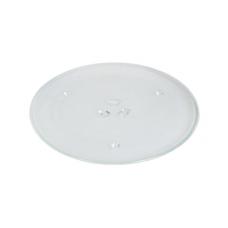Тарелка СВЧ D=255 мм, с креплениями под коплер (49РМ007)